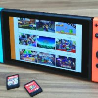 New Games Being Released for The Switch