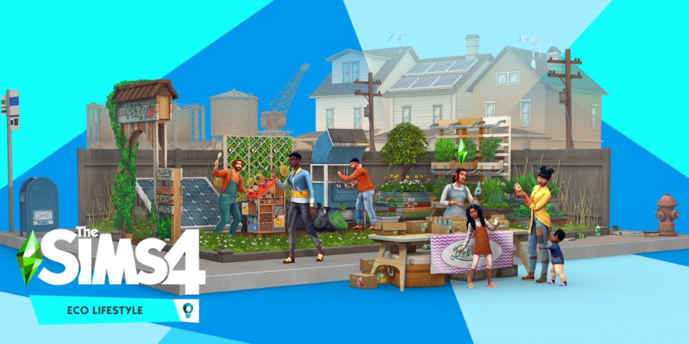 The Sims 4 Eco Lifestyle Expansion Pack